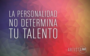 Personalidad no determina talento
