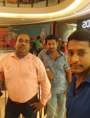 Sarat at BBSR Mall