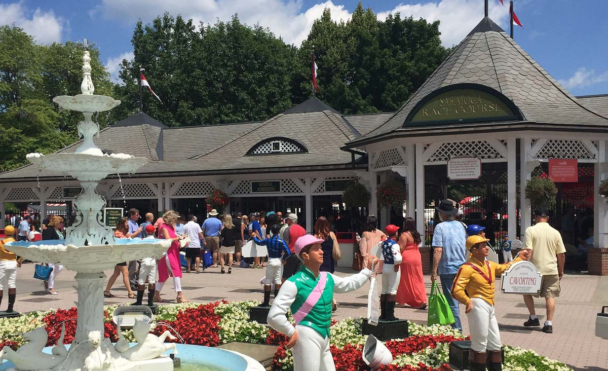 Saratoga Springs Racetrack