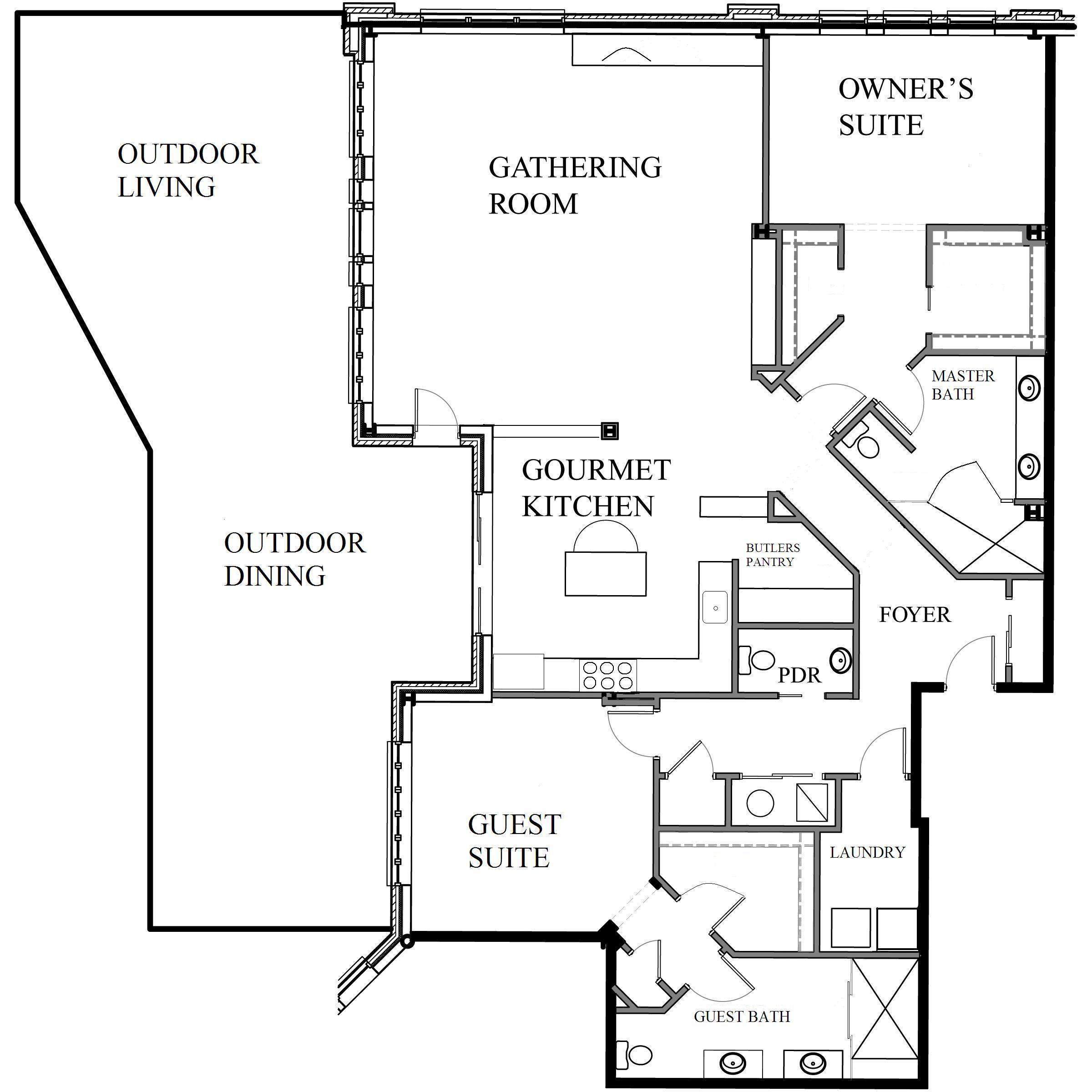 Trademark Homes Floor Plans New Trademark Homes Floor