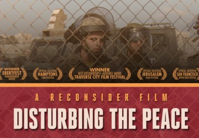 Disturbing the Peace (film & discussion)