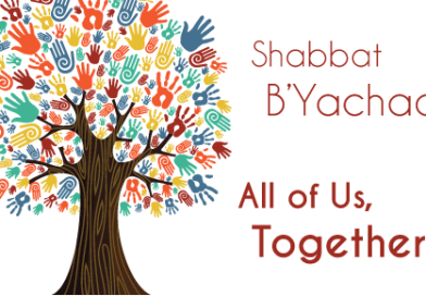 Shabbat B'yachad (Shabbat Together)
