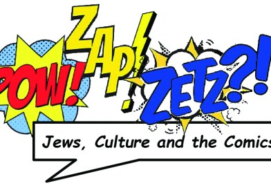 Jews, Culture & the Comics