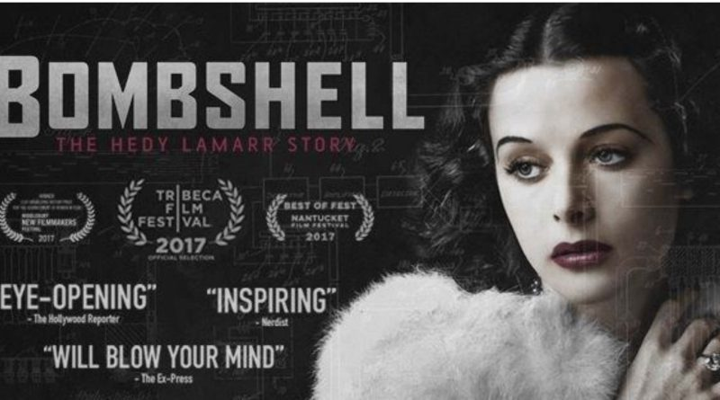 Bombshell: The Hedy Lamarr Story (film discussion)