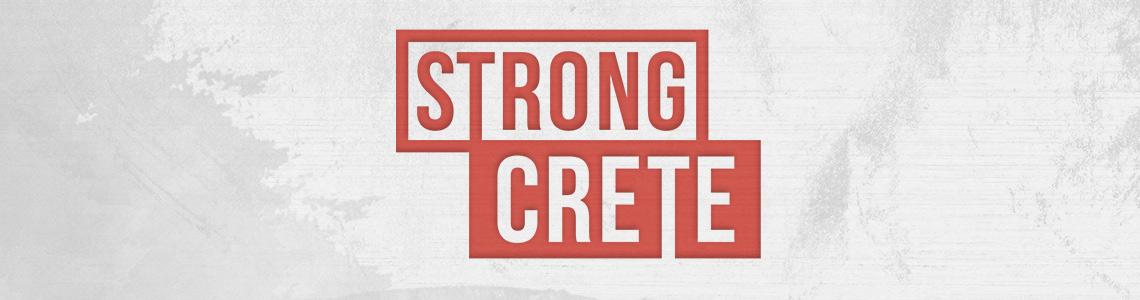 Concrete Logo Design