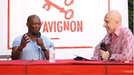 Kalakuta Republik – Avignon's press conference