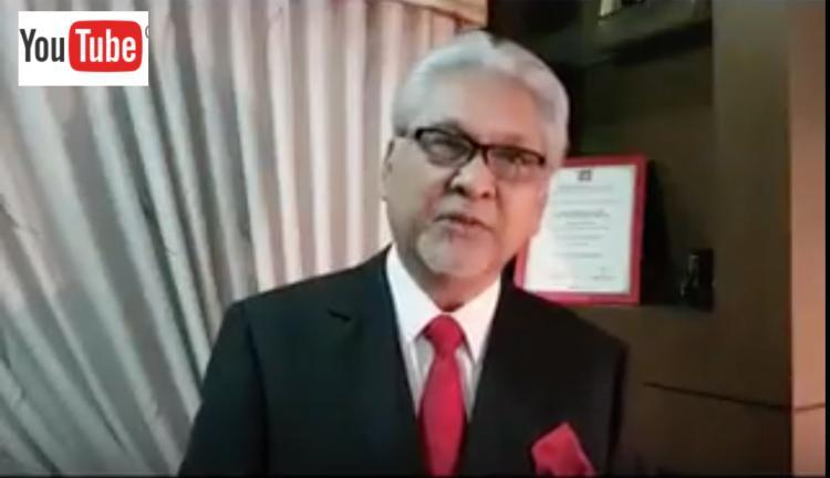 Abdul Rahman Mohd Noor - You Tube challenge to Najib