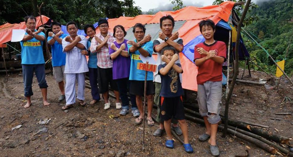 Sarawak's indigenous communities are fighting against a series of mega-dams which will destroy their Native Customary Rights (NCR) land. They have not been consulted.