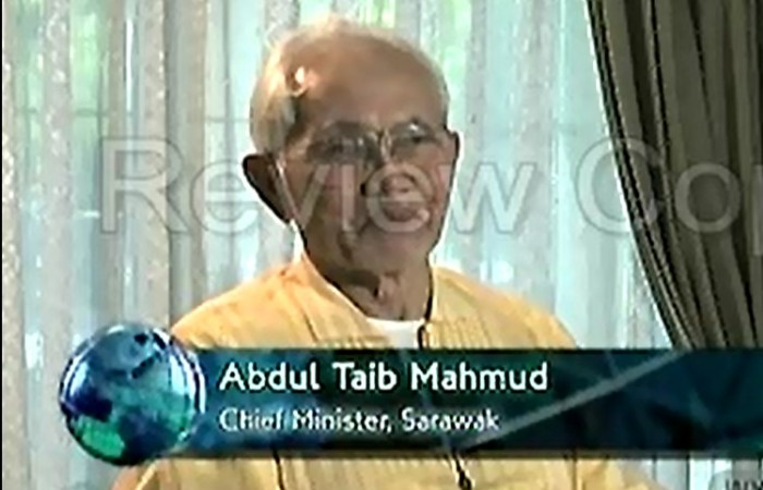 Taib hired FBC Media on a $15million contract to boost his reputation