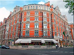 Mayfair's Connaught Hotel was part of the group
