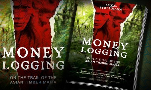 'Money Logging' - a new book due soon details just how Taib Mahmud has robbed billions from the people of Sarawak.