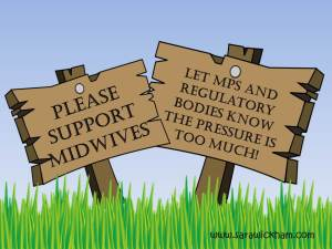 support midwives
