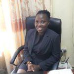 Esther Mensah, Agency Manager Adoagyiri