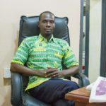 Mr. Richard Kpodji. Marketing manager