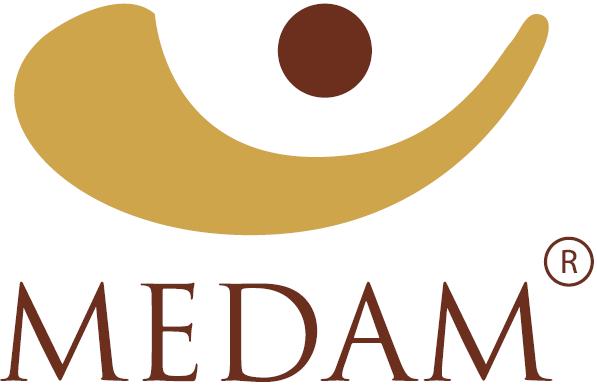 LOGO MEDAM - REGISTADA