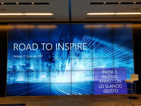 Road to inspire