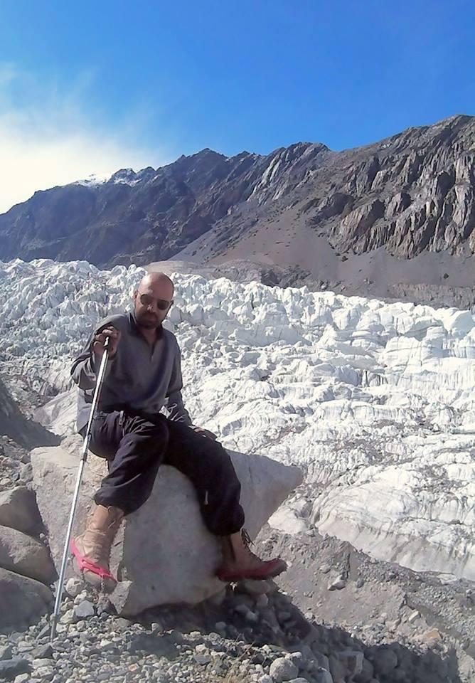 Pasu Glacier GB