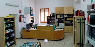 Biblioteca comunale di Sestu, accoglienza adulti