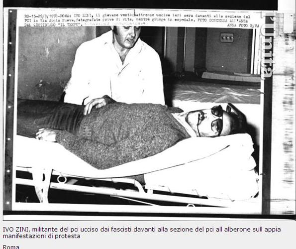 28 settembre 1978: il ragazzo che sfogliava il giornale (di Nardo Marino)