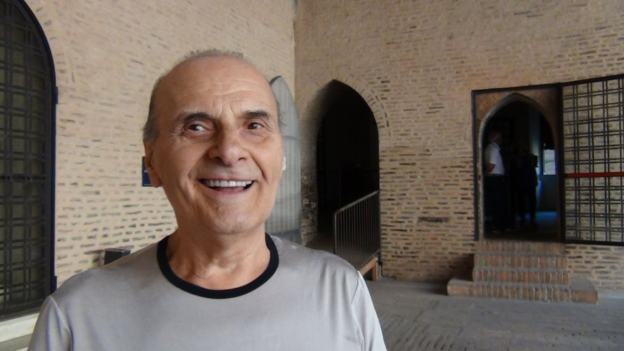 Il personaggio del giorno: Daniele Barioni e il Mare Dentro. (di Fiorenzo Caterini)