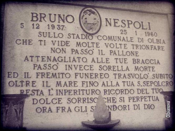 25/1/1960. L'ultima parata di Bruno Nespoli (di Nardo Marino)