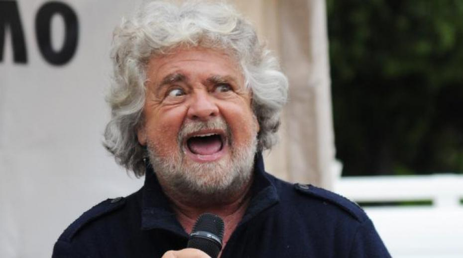 personaggio del giorno: Beppe Grillo e gli euro (di Giampaolo Cassitta)