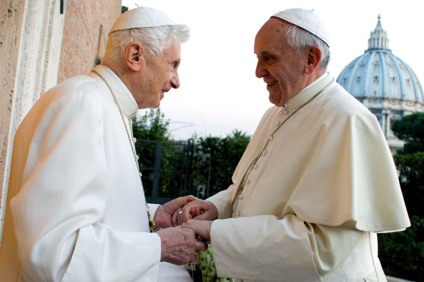 11 febbraio 2013: il papa non muore e se ne fa un altro. (di Giampaolo Cassitta)