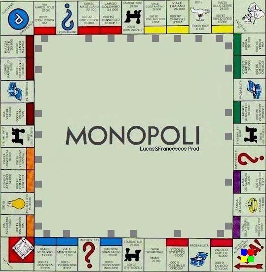 6 febbraio 1935: nasce il gioco Monopoli (di Giampaolo Cassitta)