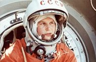 MdT: 6 marzo 1937, nasce Valentina Tereshkova  (di Alba Rosa Galleri)