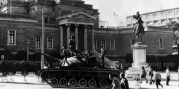 La Grecia dei colonnelli: il mio breve viaggio nel fascismo (di Cosimo Filigheddu)
