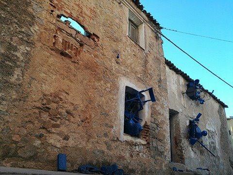 Il blu oltremuro (di Roberto Virdis)