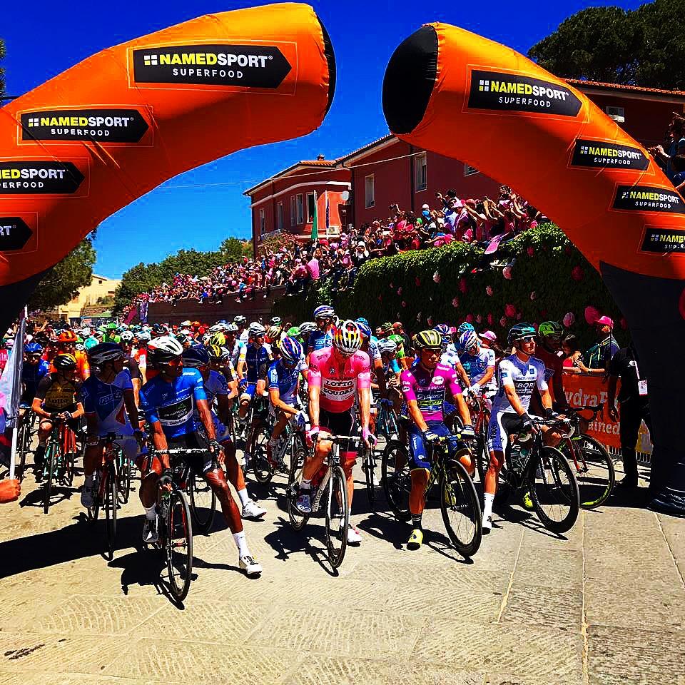 Il frastuono di duecento biciclette (di Francesco Giorgioni)