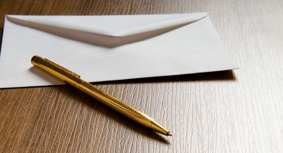C'è una lettera per me (di Nardo Marino)