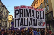 Prima gli italiani! Sicuri? (di Gianluca Pinelli)