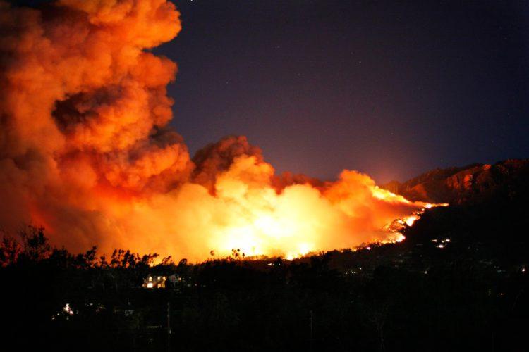 Forse che i Sardi non sono incendiari come si dice. (di Fiorenzo Caterini)