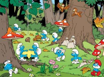6 ottobre 1982: arrivano i Puffi! (di Giampaolo Cassitta)