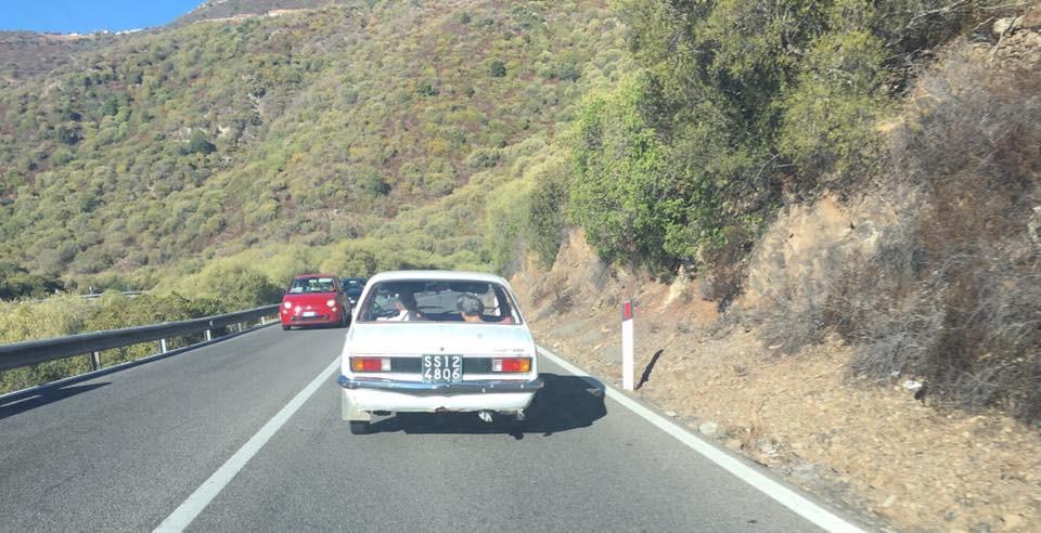 La Opel Kadett del '74 di ziu Paulu (di Francesco Giorgioni)