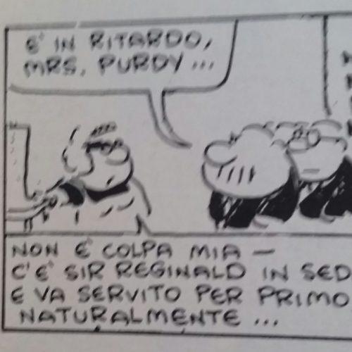 Il grande disastro del carrello da tè (di Cosimo Filigheddu)
