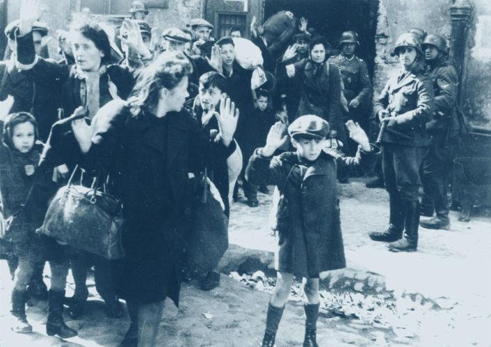 La Rivolta del Ghetto di Varsavia. 75 anni dopo. di Fiorenzo Caterini