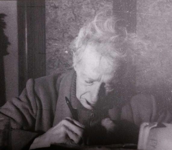 Il nostro poeta (di Cosimo Filigheddu)