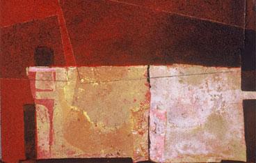 Marco Pili, Giallo dominante, 2005
