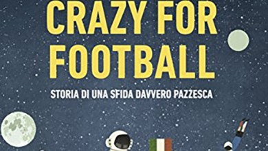 "Photo of A Sennori Francesco Trento presenta ""Crazy for football"""
