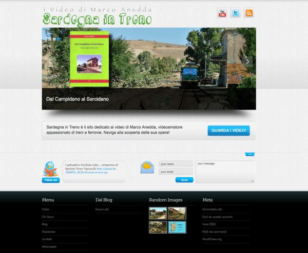 Screenshot Sardegna in Treno