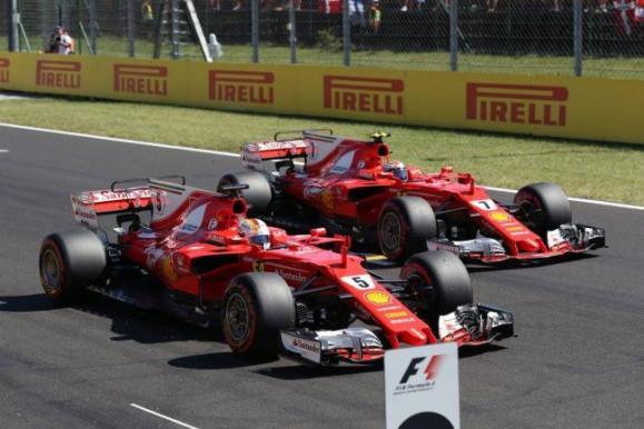 Anteprima F1 2018 Ferrari