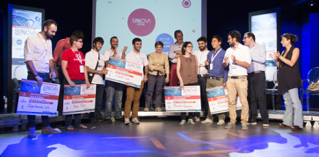 Premiazione di Make in Sardinia