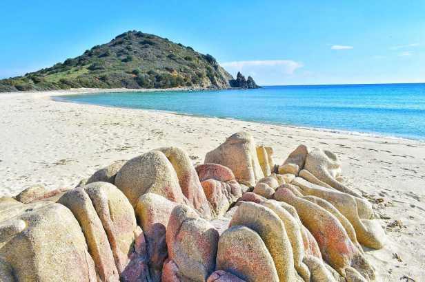 spiaggia di monte turno