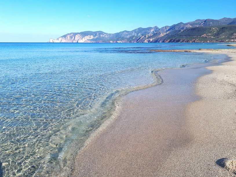migliori spiagge gonnesa