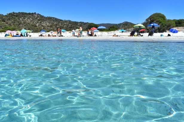 spiaggia di piscinnì