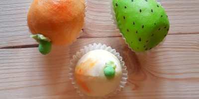 i fruttini dolce tipico sardo
