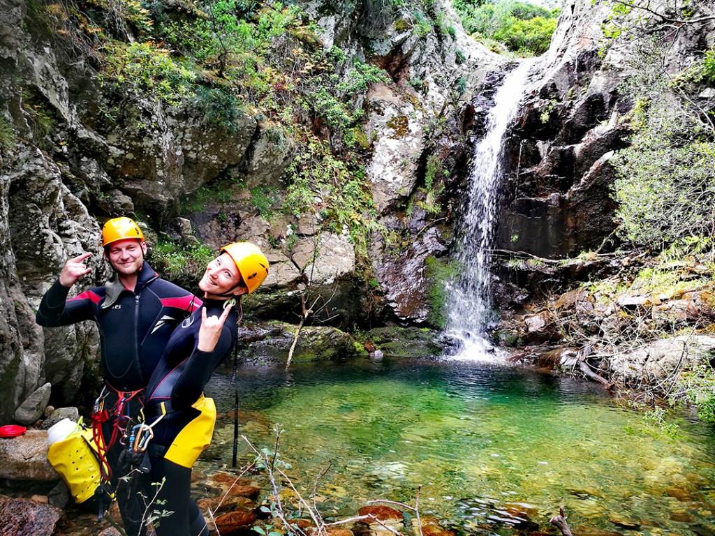 rio zairi canyoning, south sardinia adventure, experiences in sardini